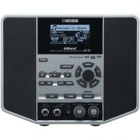 Boss eBand JS-10 Audio Player with Guitar Effects
