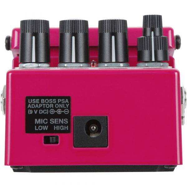 Boss VO-1 Vocoder & Pig Power 9V DC 1000ma Power Supply