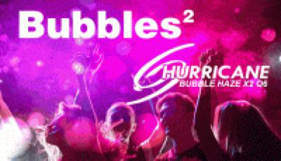New Chauvet Bubble Haze X2 Q6