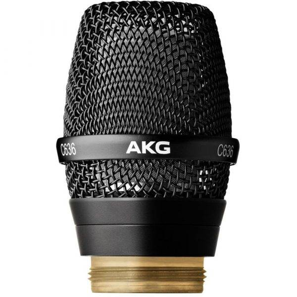 AKG C636 WL1 Master Reference Condenser Vocal Microphone Head