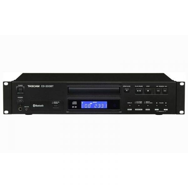 Tascam CD-200BT CD and Bluetooth Player