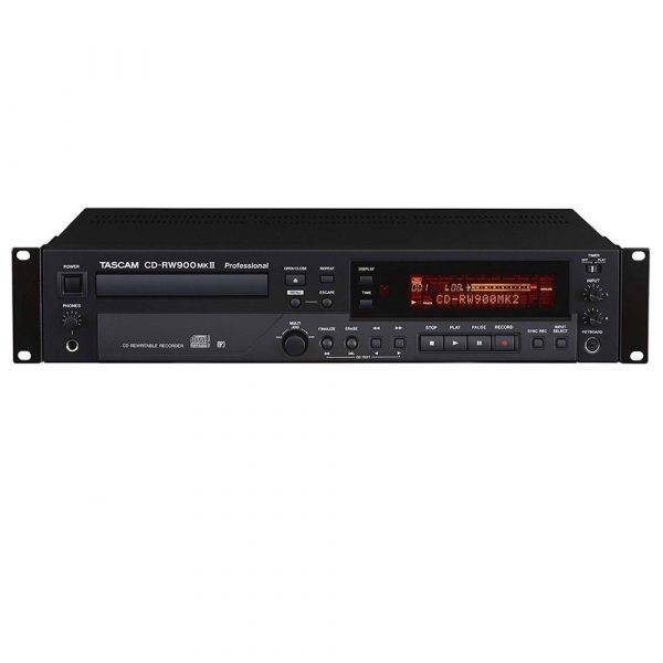 Tascam CD-RW900mkII CD Recorder Player