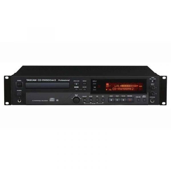 Tascam CD-RW900mkII CD Recorder Player Refurbished