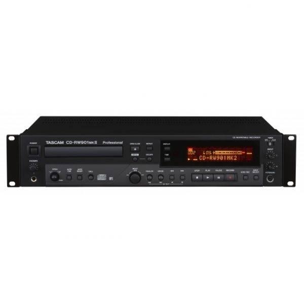 Tascam CD-RW901mkII CD Player/Recorder Refurbished