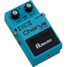 Boss CE-2W Chorus Waza Craft Special Edition Guitar Effect Pedal