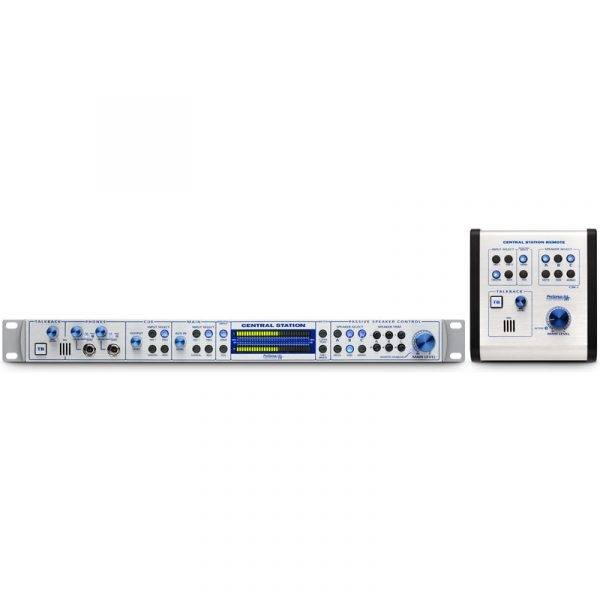 PreSonus Central Station Plus Studio Control Center w/ Remote Control