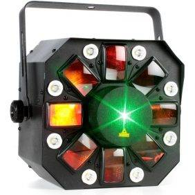 Chauvet DJ Swarm 5 FX 3-in-1 LED/Laser Lighting Effects Fixture