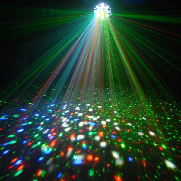 Chauvet DJ Swarm 5 FX 3-in-1 LED/Laser Lighting Effects Fixture