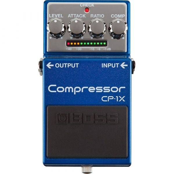 Boss CP-1X Compressor Pedal  Refurbished