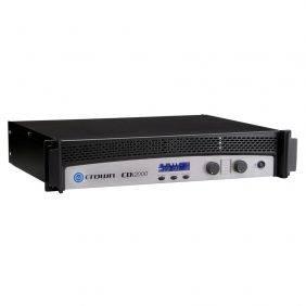 Crown CDi 2000 2-channel Power Amplifier