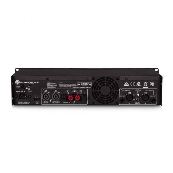 Crown XLS 1502 2-channel, 525W 4Ω Power Amplifier