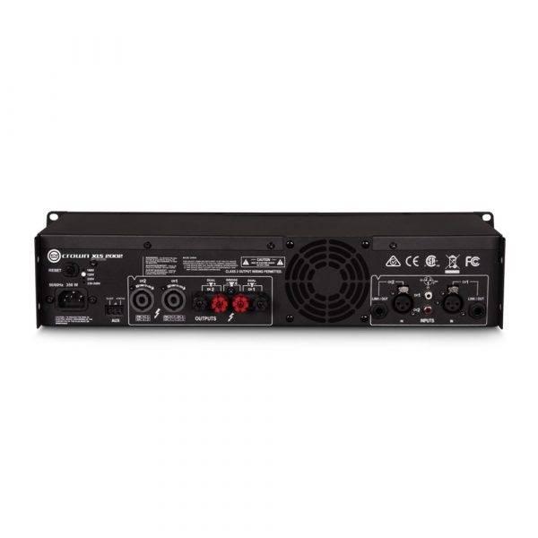 Crown XLS 2002 2-channel, 650W 4Ω Power Amplifier