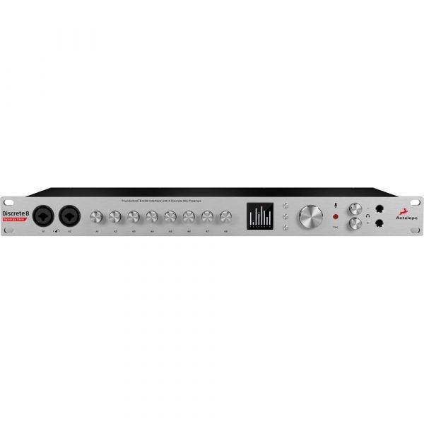 Antelope Discrete 8 Synergy Core Thunderbolt & USB Audio Interface