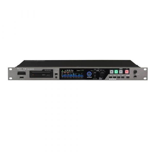Tascam DA-6400 Series 64-Channel Digital Multitrack Recorder