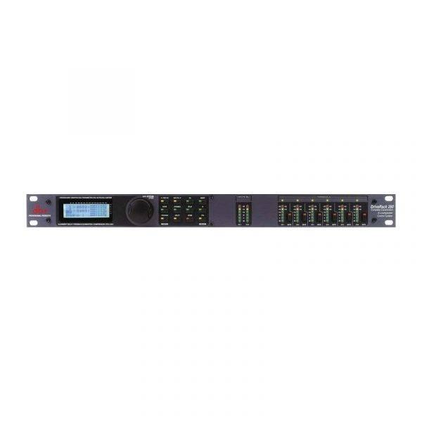 dbx DriveRack 260 Complete Equalization & Loudspeaker Control System