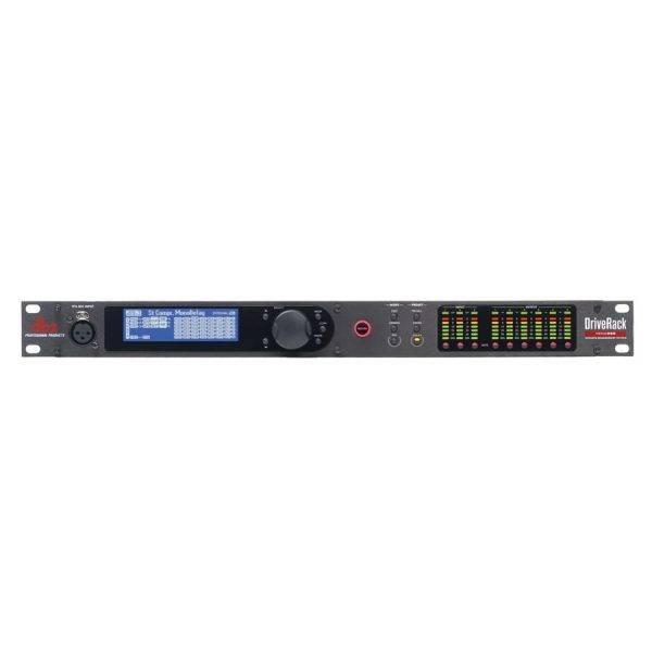 dbx DriveRack VENU360 Loudspeaker Management Processor