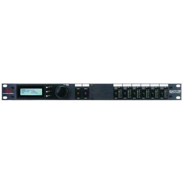 dbx ZonePro 1260 12x6 Digital Zone Processor