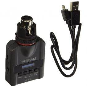 Tascam DR-10X Plug-On Micro Linear PCM Recorder