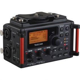 Tascam DR-60DmkII w/4 Free Universal Electronics AA Batteries