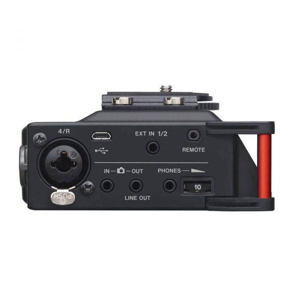 Tascam DR-70D Audio Recorder w/4 Universal Electronics AA Batteries