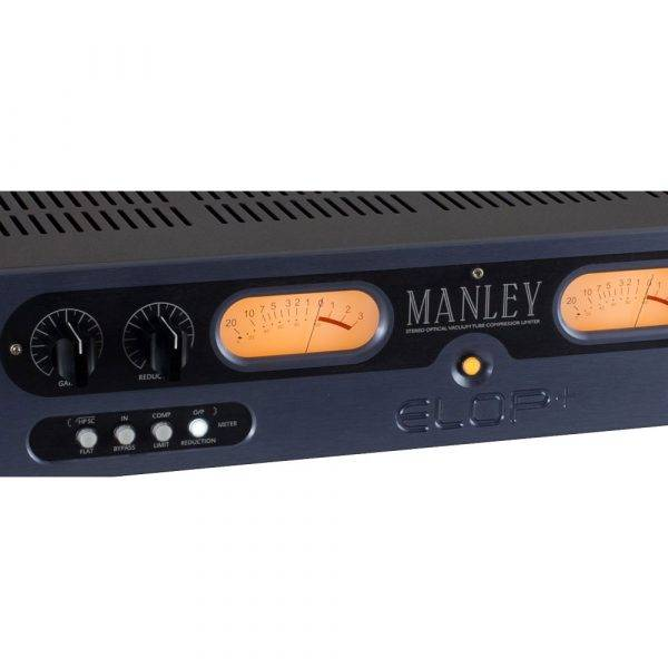 Manley ELOP+ Electro-optical Compressor/Limiter