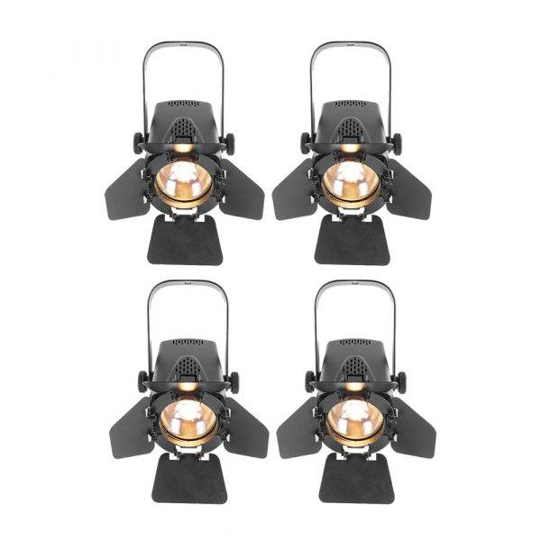 Chauvet EVE TF-20 EVE Track Fresnel LED accent luminaire 4-Pack