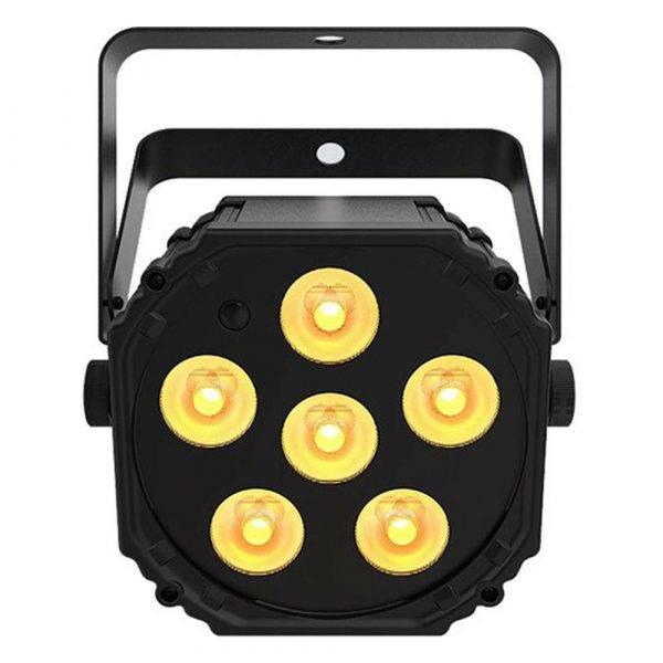 Chauvet DJ EZLink Par Q6 BT RGBA Wireless Par w/ Bluetooth