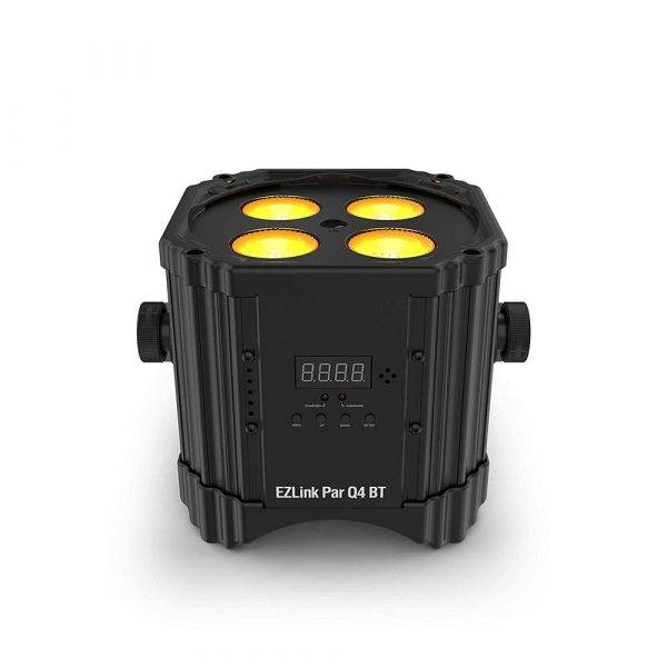 Chauvet DJ EZLINK PAR Q4 BT Exhilarating LED Lighting