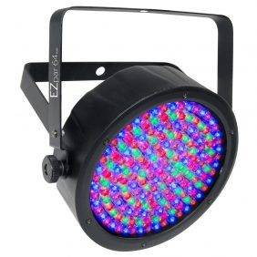 Chauvet EZpar 64 RGBA Battery-Powered Wash Light (Black)