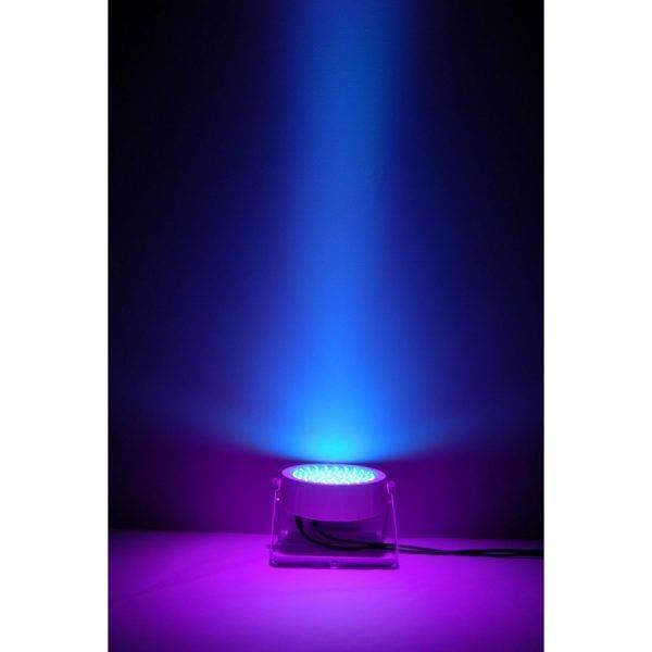 Chauvet EZpar 64 RGBA Battery-Powered Wash Light (Black)