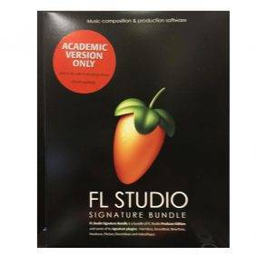 Image Line FL Studio 20 Signature Edition Academic Win & Mac
