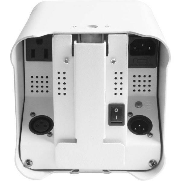 Chauvet Freedom Par Hex-4 LED Light White 4-Pack w/FlareCON Air Bundle