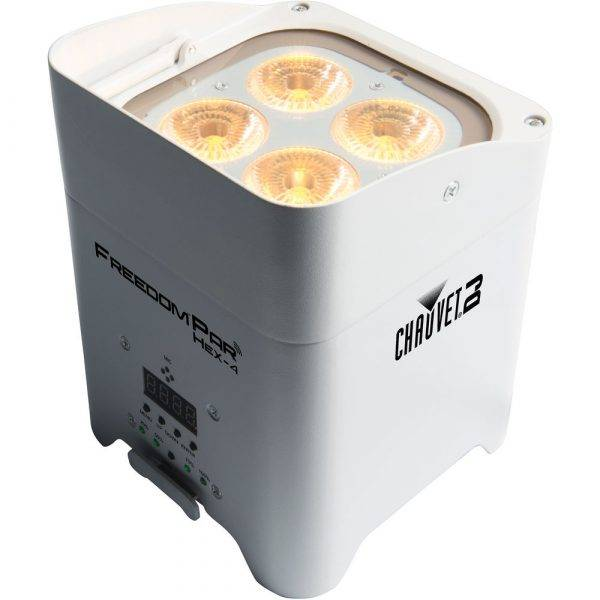 Chauvet Freedom Par Hex-4 LED Light (White)