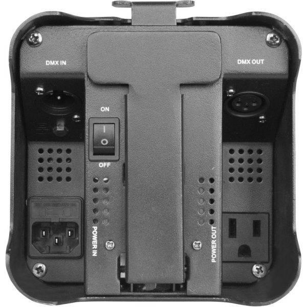 Chauvet Freedom Par Hex-4 LED Light Black 4-Pack w/FlareCON Air Bundle
