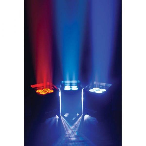 Chauvet Freedom Par Quad-4 LED Lighting Fixture 4-Pack