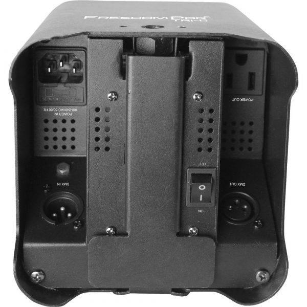Chauvet Freedom Par Tri-6 LED PAR Lighting Fixture 8-Pack