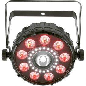Chauvet FXpar 9 Multi-Effect Fixture 2-Pack with IRC-6 Remote Control