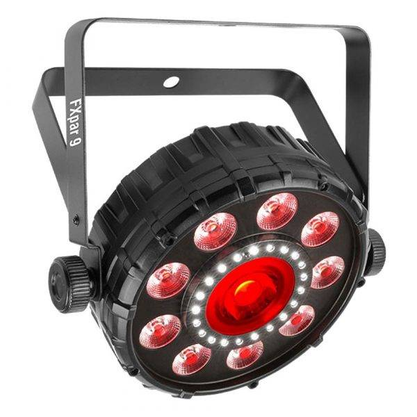 Chauvet FXpar 9 Multi-Effect Fixture with IRC-6 Remote Control