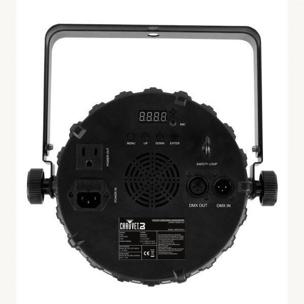 Chauvet FXpar 9 Multi-Effect Fixture 2-Pack with IRC-6 Remote Control