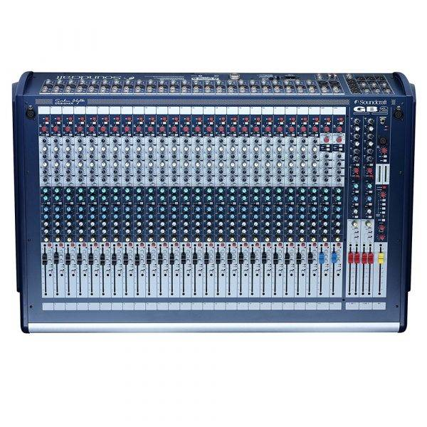 Soundcraft GB2 32 Mono Channel Live Sound / Recording Console