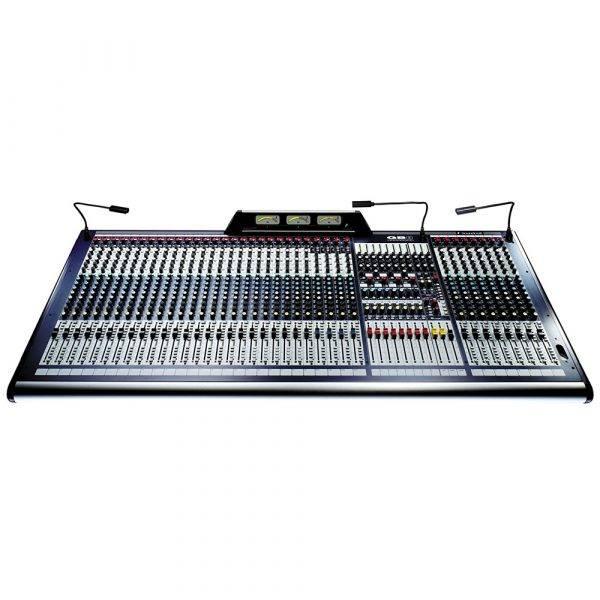 Soundcraft GB8 48 Mono, 4 Stereo Live Sound / Recording Console