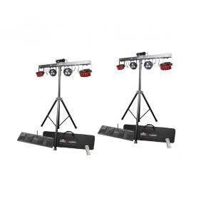Chauvet GigBar 2 4-In-1 LED Lighting System 2-Pack