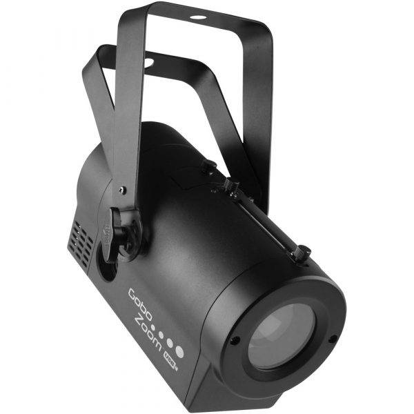 Chauvet Gobo Zoom USB LED Gobo Projector Lighting Effects Fixture