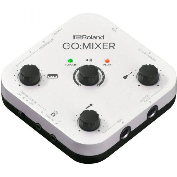 Roland GO:MIXER Audio Mixer for Smartphones
