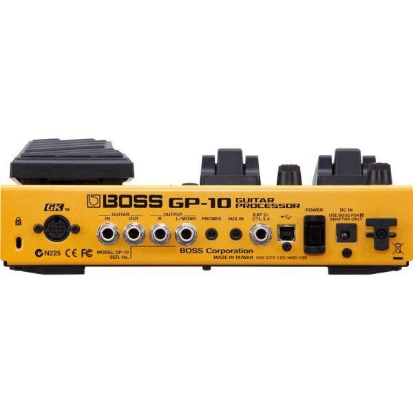 Boss GP-10 Guitar Processor with GK-3 Pickup