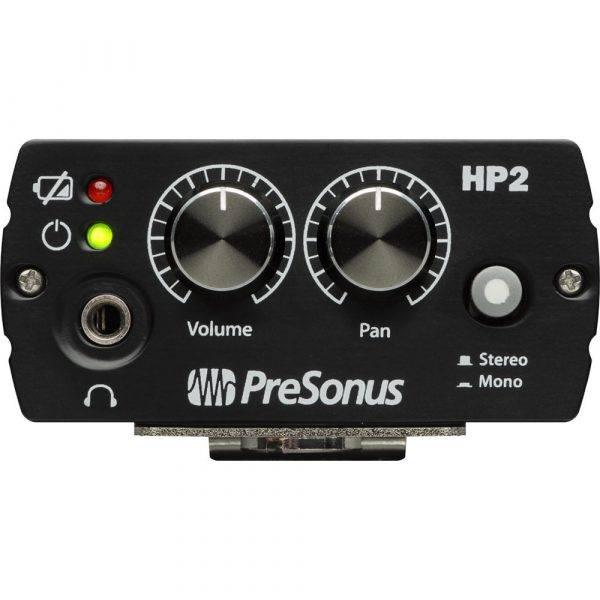 Presonus HP2 Battery-Powered Stereo Headphone Amplifier