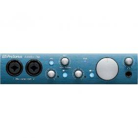 PreSonus AudioBox iTwo USB 2.0 & iPad Recording Interface Used
