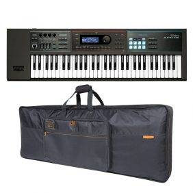 Roland JUNO-DS61 61-key Synthesizer & CB-B61 Keyboard Bag