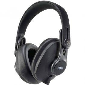 AKG K371-BT Professional Bluetooth Closed-Back Studio Headphones