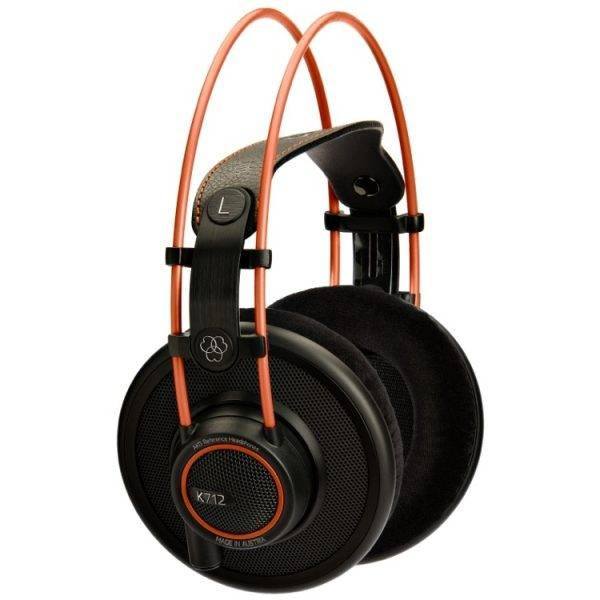 AKG K712 PRO Reference Studio Headphones